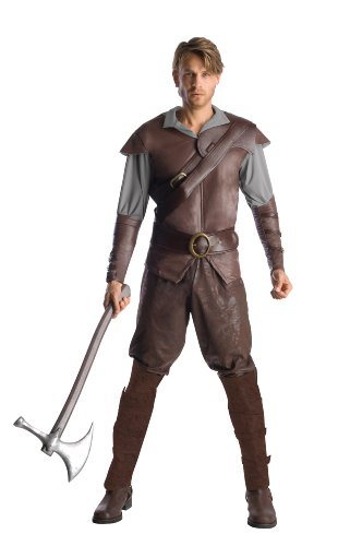 Snow White and The Huntsman Costume, Brown, Standard -