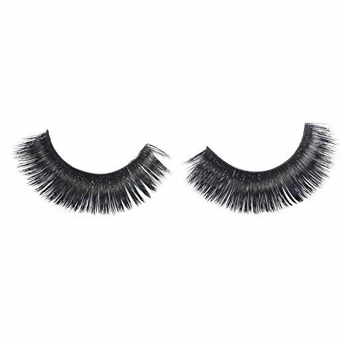 Miss Diva Fake Eyelashes Fur 3D Mink False Eyelashes 2 Pairs Easy Eye Lashes