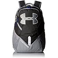 Under Armour Storm Big Logo IV Backpack (Stealth Gray/Steel)