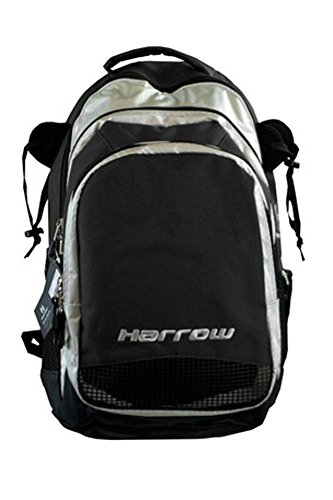 Harrow Elite Backpack, Black/Silver