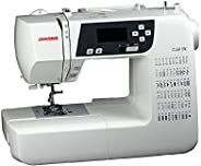 Janome 2160DC Maquina de Coser Digital, color blanco