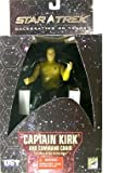 Star Trek Captain Kirk in Chair Where No Man Has Gone Before