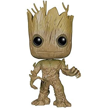 Funko POP Marvel: Guardians of The Galaxy - Groot Vinyl Bobble-Head Figure
