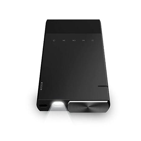 ZUHN Mini DLP portátil Proyector de Bolsillo Home Office ...
