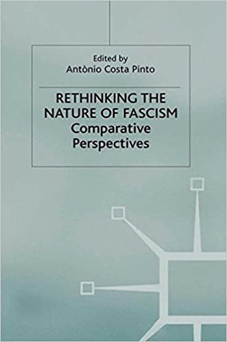 Rethinking the nature of fascism comparative perspectives rethinking the nature of fascism comparative perspectives antnio costa pinto 9780230272965 amazon books fandeluxe Gallery