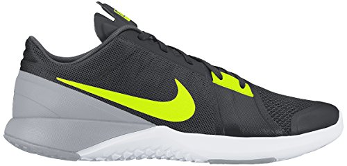 NIKE Lite Trainer 3 Herren Runde Zehe Synthetik Cross Training Grau