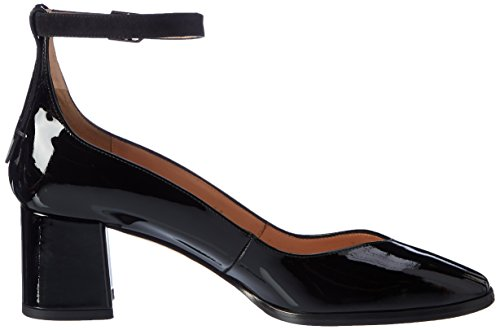 Hugo Ladies Debby-p 10199301 01 Strappy Pumps Nero (nero)