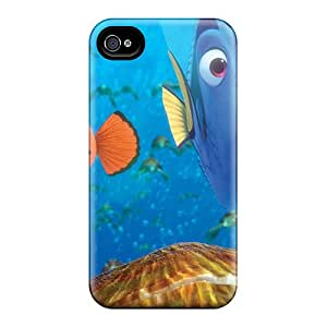 Hard Protect Phone Cases For Iphone 4/4s (aOe11321dTnl) Support Personal Customs Attractive Finding Nemo Movie 3d Pictures