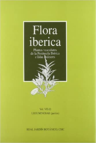 Talavera Lozano, Salvador & al. (eds.). Flora iberica. [...] Vol. VII(I). Leguminosae, 1999-2000