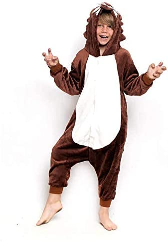 Disfraz Lobo Infantil Pijama Kigurumi para Carnaval (3-4 años) (+ ...