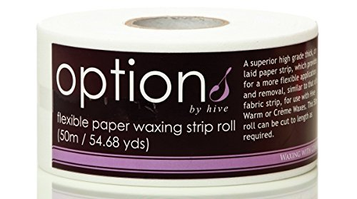 Hive Flexible Paper Waxing Strip Roll 50m Waxing Leg Body CODE: HOB5523