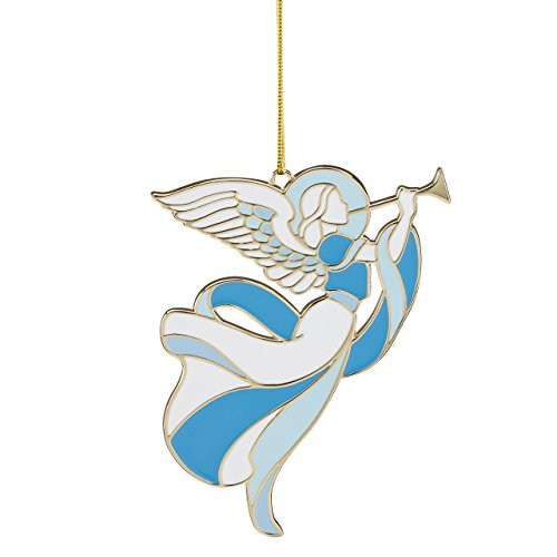 Stained Glass Ornaments (Lenox 2018 Heavenly Angel)