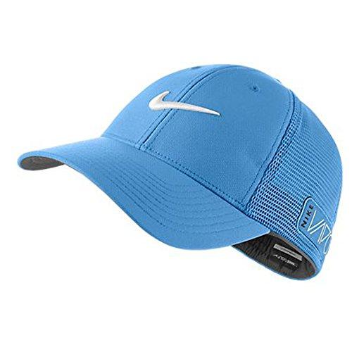 2015 NIKE Golf Tour Legacy VAPOR/RZN Mesh Fitted Cap COLOR: Valor Blue SIZE: M/L