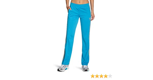adidas Firebird - Pantalones de chándal para Mujer Azul Sharp Blue ...