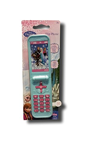 Disney Frozen Toy Flip Phone