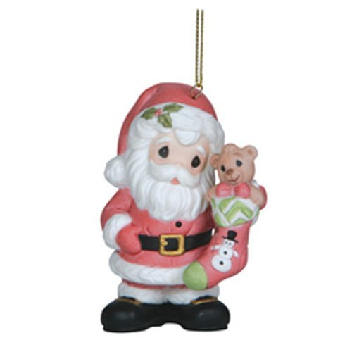 Precious Moments Filled with Christmas Joy Ornament