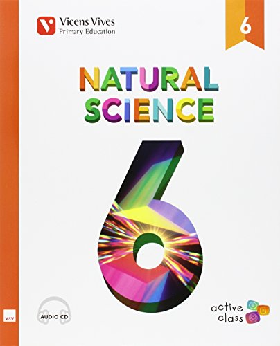 Descargar Libro Natural Science 6 + Cd Rosabel Casajuana Botines