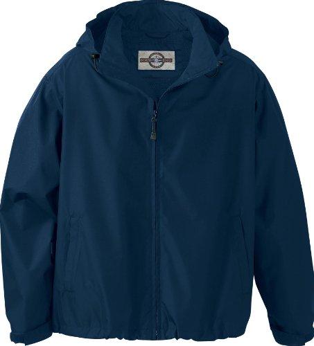 (North End Men's Techno Lite Jacket 3XL MIDN NAVY 711)