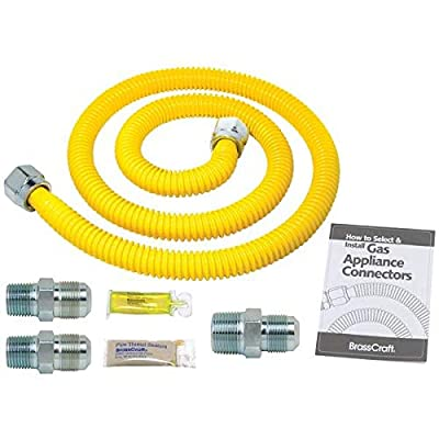 Brasscraft Psb1090 Gas Range Installation Kit