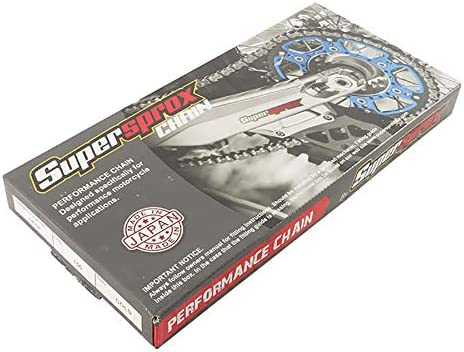 SuperSprox G525-SR-L-120 525 X-Seal Chain 120 Link