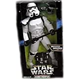 imperial droid - Star Wars 1997 Action Collection 12 Inch Action Figure - Sandtrooper with Imperial Droid