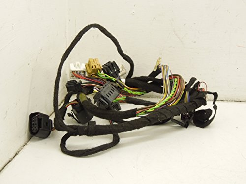 Audi A6 C5 NS Left Passengers Door Wiring Loom: