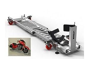 Amazon Com Condor Motorcycle Garage Dolly For Wheel Chock