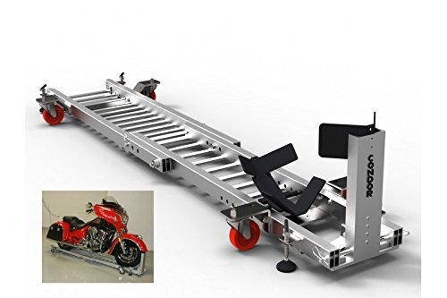 - Condor Motorcycle Garage Dolly for Wheel Chock / Trailer Stand