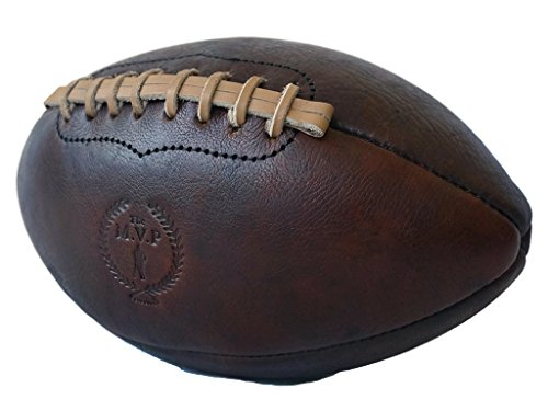 MVP 'Heritage' Football | Genuine Leather | Hand Made by The MVP