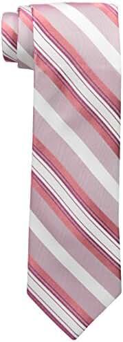 Calvin Klein Men's Sunrise Multi Stripe Tie