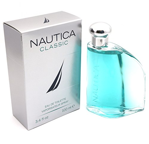 Nautica Classic FOR MEN by Nautica - 3.4 oz EDT - Classic Ounce Edt 3.4