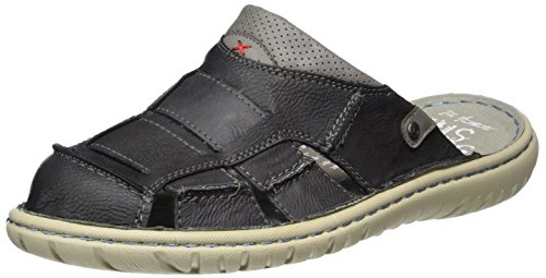 Mustang 4087-703, Men's Clogs Grey (259 Graphit)