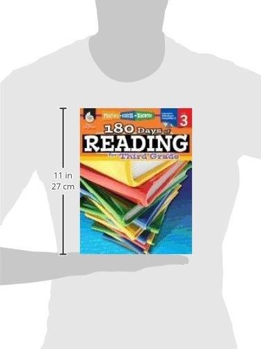 Amazon.com: 180 Days of Reading for Third Grade (180 Days of ...