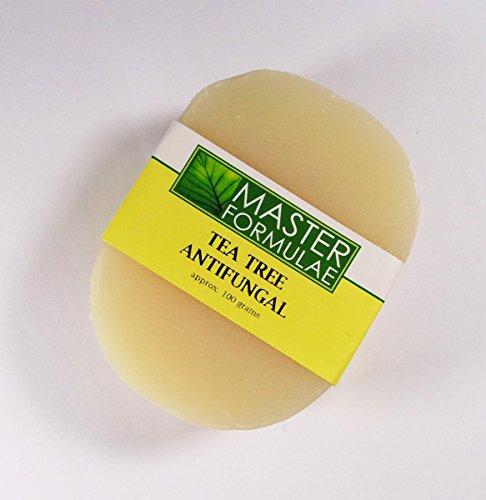 Tea Tree Antifungal Soap - 3.4oz Hand Made Herbal