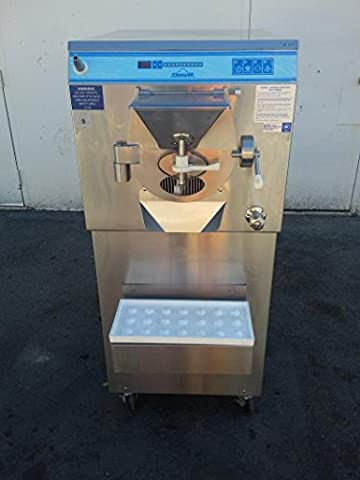 2010 CARPIGIANI LB502 SERIAL D2P-873 3PH AIR Batch Freezer for Ice cream, Gelato, and Italian Ice - Italian Air