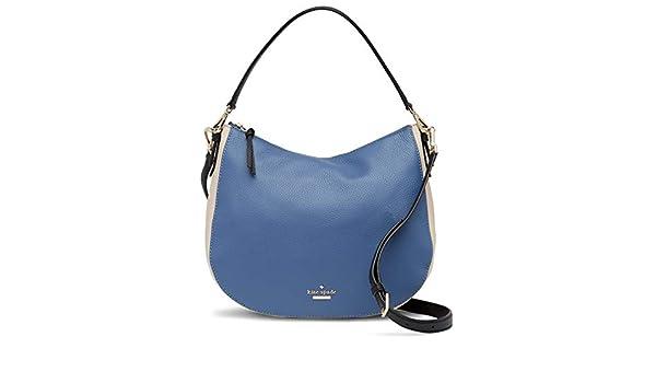 58bafeee7 Amazon.com  Kate Spade New York Jackson Street Leather Shoulder Bag  Shoes
