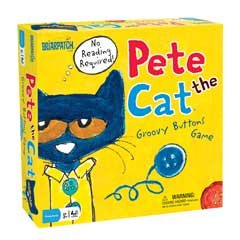 picture of Pete the Cat Groovy