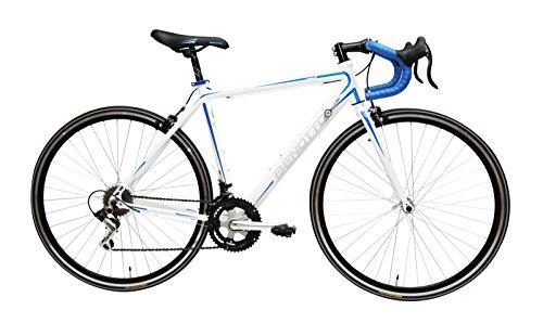 Benotto RRU570701454BL Bicicleta de Aluminio Rodada R700C, Unisex, 14 Velocidades