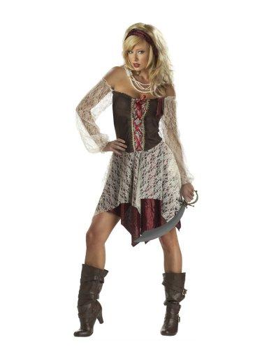 California Costumes Womens South Seas Siren Costume Pirate XL (South Seas Pirate Costumes)