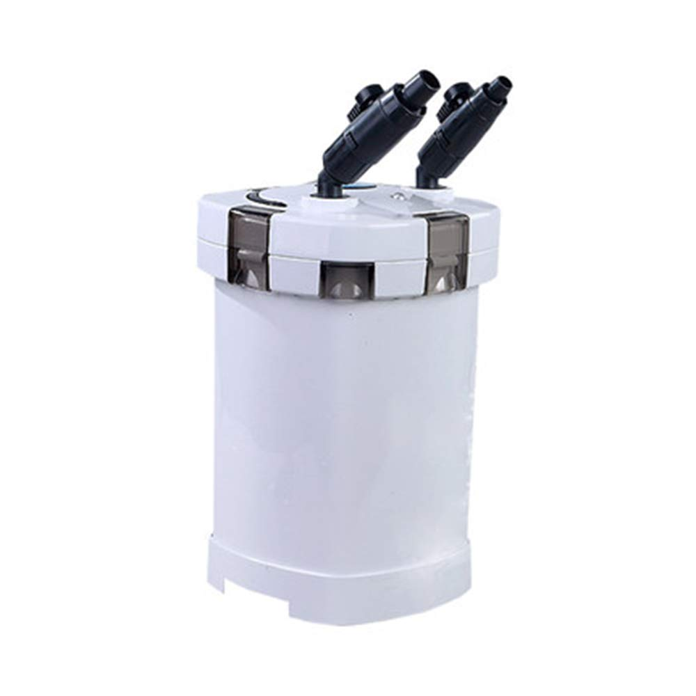 160205mm LIFUREN Aquarium filter filter bucket equipment small front external mute three-in-one power (Size   160  205mm)
