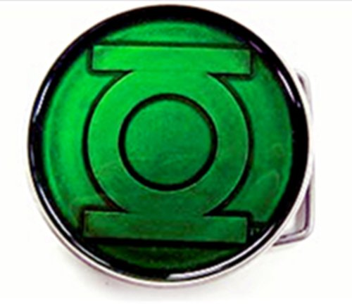 DC Comics Green Lantern Belt Buckle