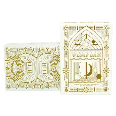 Gold // Limited Edition Templar Deck