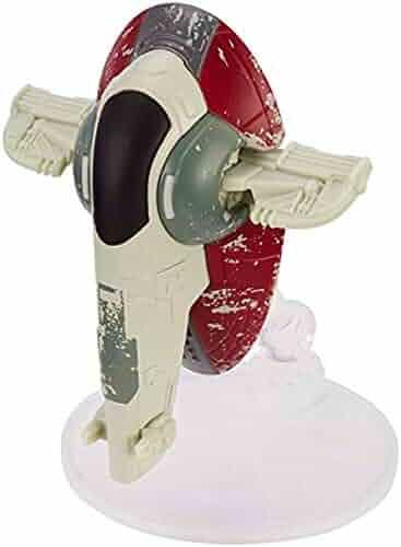 Hot Wheels Star Wars Boba Fett's Slave 1 Starship