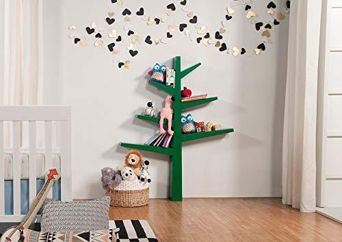 babyletto Spruce Tree Bookcase, -