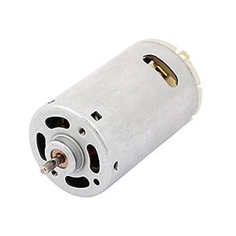 eDealMax DC 7V-12V 18000rpm Micro Motor DC Para juguetes de Control remoto del Robot