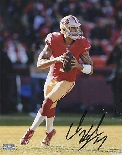ographed Signed Auto San Francisco 49ers 8x10 Photograph - Certified Authentic ()