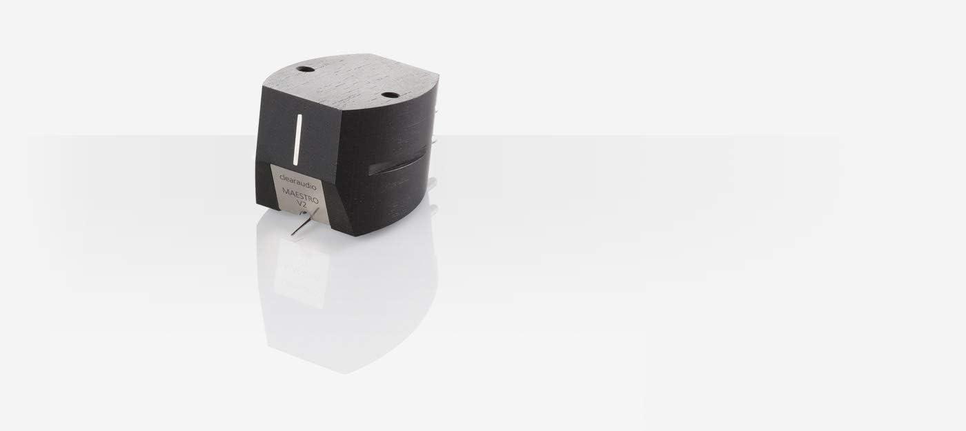 Clearaudio Maestro V2 mm Ebony MM011 Cabezal para Tocadiscos ...