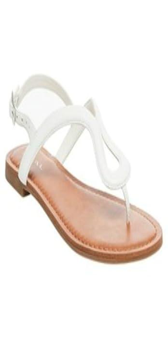 880163297826 Merona Women s Davinia Thong Sandals White (Size ...