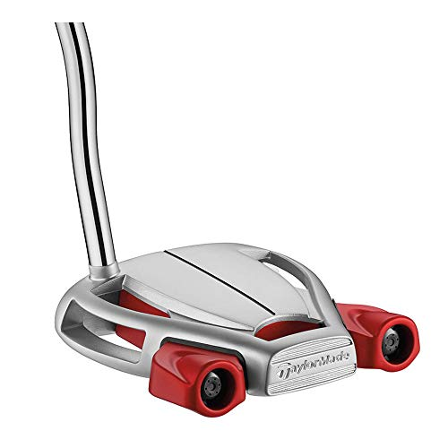 TaylorMade 2018 Spider Tour Diamond Silver Putter (Right Hand, with Sightline, 35 Inches)