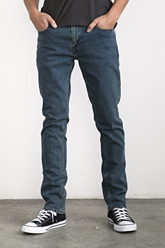 Vintage Blue Denim - 1